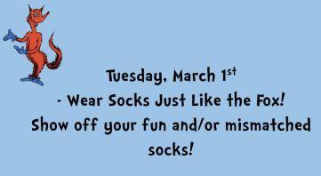 Tuesday Dr. Seuss